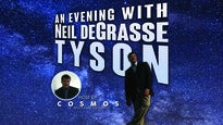An Evening with Neil deGrasse Tyson at Hill Auditorium