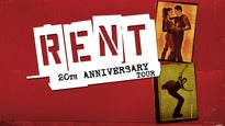Rent (Touring)Tickets