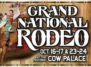Grand National Rodeo Tickets