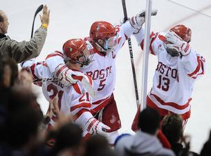 Boston University Men's Hockey Tickets