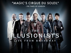 The Illusionists (Touring)Tickets