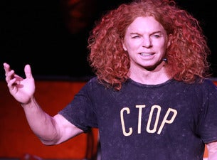 Carrot top tickets event dates schedule ticketmaster carrot top tickets m4hsunfo