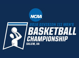 Ncaa Division III Mens Basketball Championship Tickets