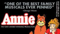 Annie at Heymann Performing Arts Center