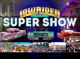 Miami LowRider Car Show Tickets Dates Official Ticketmaster Site - Car show miami today