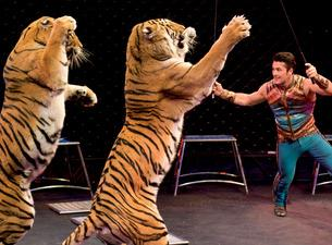 Ringling Bros. and Barnum & Bailey Presents LEGENDS Tickets