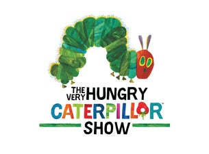 Jonathan Rockefeller With One Of The Dozens Puppets Created For The Very Hungry Caterpillar Show