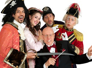 The Pirates of PenzanceTickets