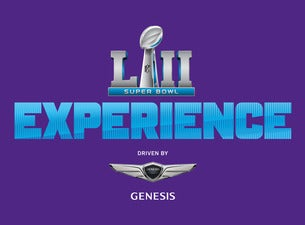 Super Bowl Experience Driven by GenesisTickets