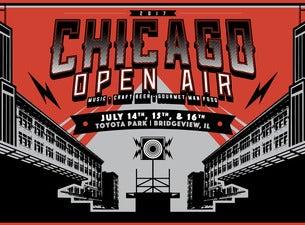 chicago open air tickets chicago open air concert tickets tour