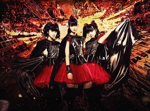 Babymetal tour dates and tickets