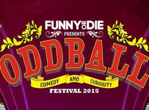 Oddball Comedy & Curiosity FestivalTickets