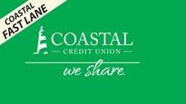 Coastal Credit Union Fast Lane Access: Luke Bryan