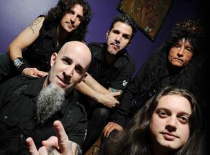 Anthrax Tickets