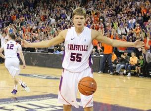 University of Evansville Aces Mens BasketballTickets