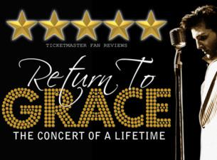 Return To Grace Tickets