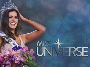 Miss Universe Tickets