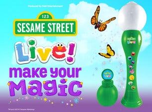 Sesame Street Live! Make Your Magic