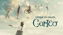 Cirque Du Soleil : CorteoTickets