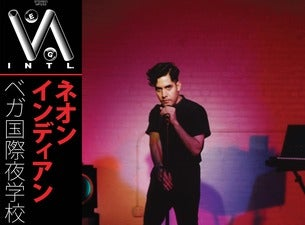 Neon indian tour dates in Australia