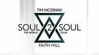 presale password for Tim McGraw & Faith Hill Soul2Soul The World Tour 2018 tickets in a city near you (in a city near you)