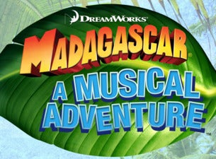 Marriott Theatre for Young Audiences Presents: Madagascar - A Musical Adventure