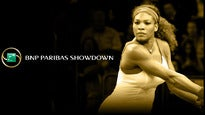 BNP Paribas Showdown Tennis pre-sale code for early tickets in New York