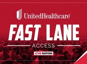 UnitedHealthcare Fast Lane Access: Kid Rock - NOT a Concert Ticket