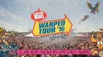 Vans Warped Tour Presented By Journeys at Tinker Field