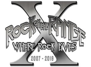 Rock On the RangeTickets