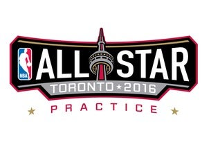 NBA All-Star Practice Tickets