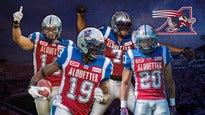 Alouettes de Montréal presale passcode for early tickets in Montreal