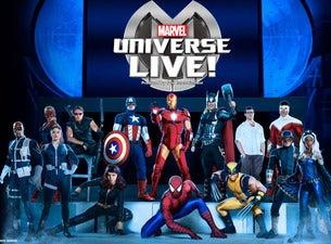 marvel universe live! tickets | event dates & schedule