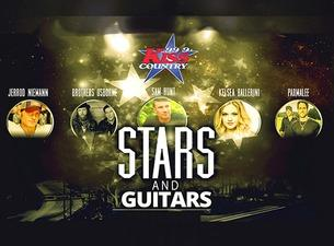 99.9 Kiss Country Stars & GuitarsTickets