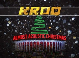 Kroq Almost Acoustic Christmas.Kroq Almost Acoustic Christmas Tour And Concert Feedbacks