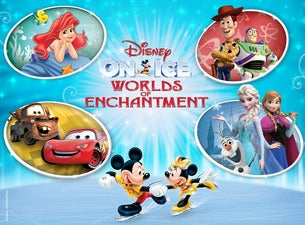 Disney On Ice presents Worlds of Enchantment Tickets