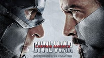 Captain America: Civil War, The IMAX Experience, Rated PG-13