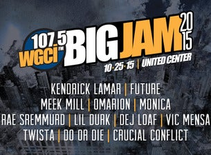WGCI Big Jam Tickets