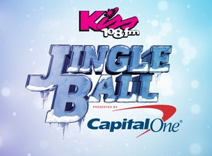 Kiss 108 Jingle Ball Tickets