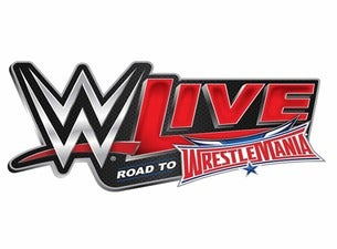 WWE Live Road to WrestleManiaTickets