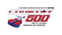 Country 500 - 3 Day Passes at Daytona International Speedway