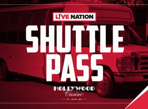 Hollywood Casino Shuttle: Kid Rock - NOT a Concert Ticket