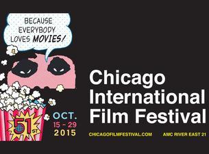 Chicago International Film FestivalTickets