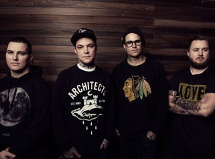 The Amity AfflictionTickets