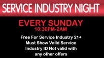 Service Industry Night at House of Blues Orlando