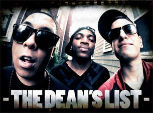 The Dean's List Tickets