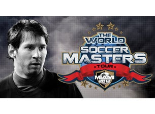 World Soccer Masters Tour Tickets