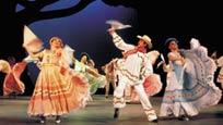 A. Hernandez Ballet Folklorico de Mexico at Genesee Theatre