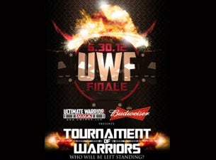 Ultimate Warrior Fighting MmaTickets