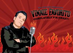 Vinnie FavoritoTickets